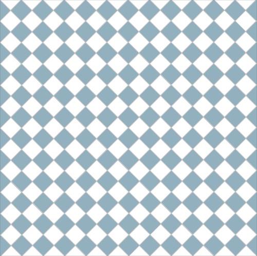 Chequer -blue