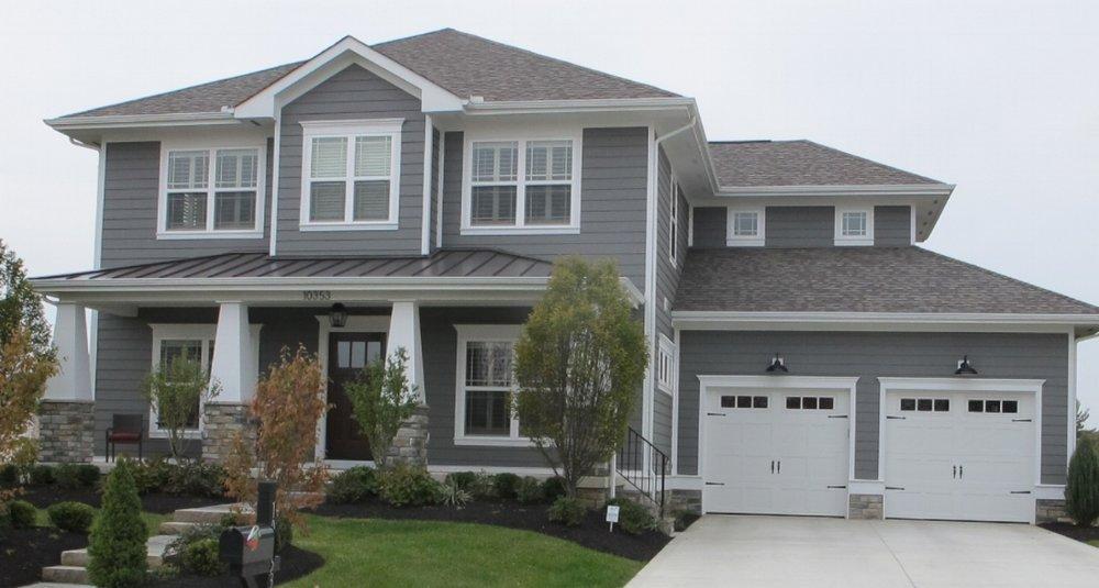 Custom built home- Hilliard, OH
