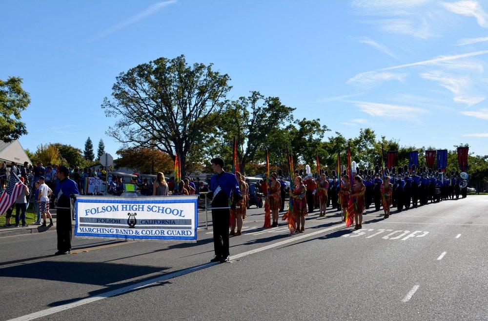 MB homecoming parade 2016. full band.jpg