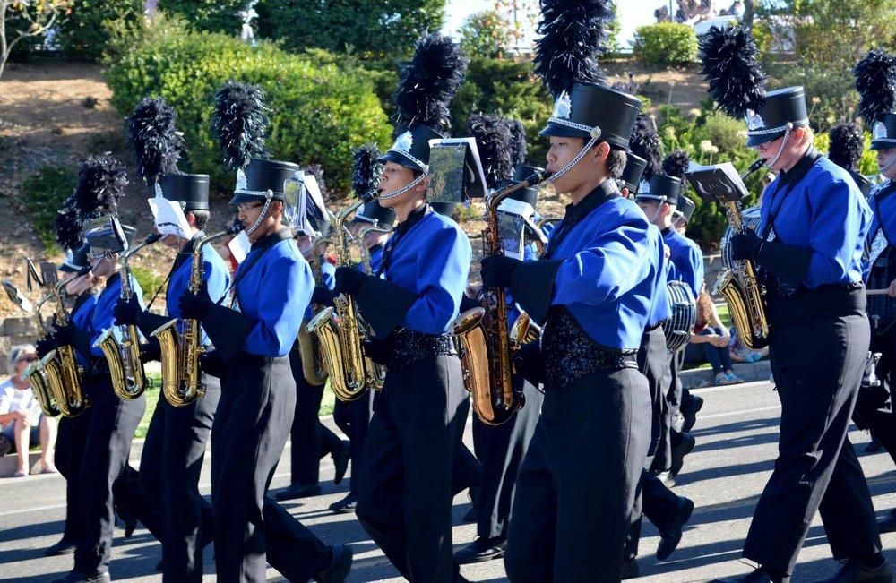 MB homecoming parade 2016.more sax.jpg