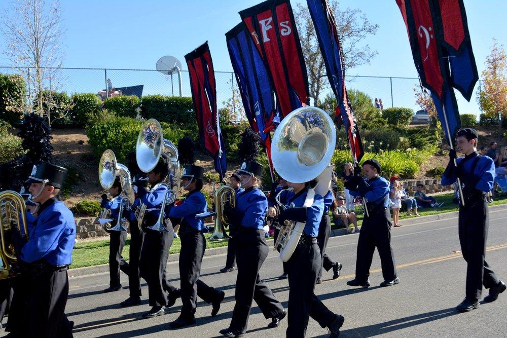 MB homecoming parade 2016.tubas.jpg