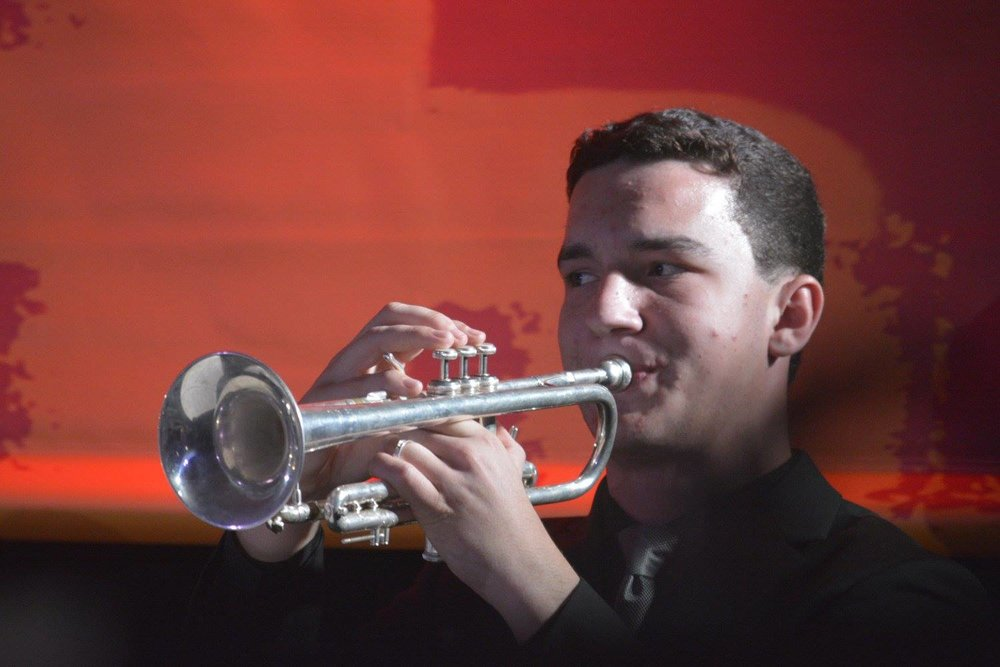 Ruscito on trumpet.MJF 2017.jpg