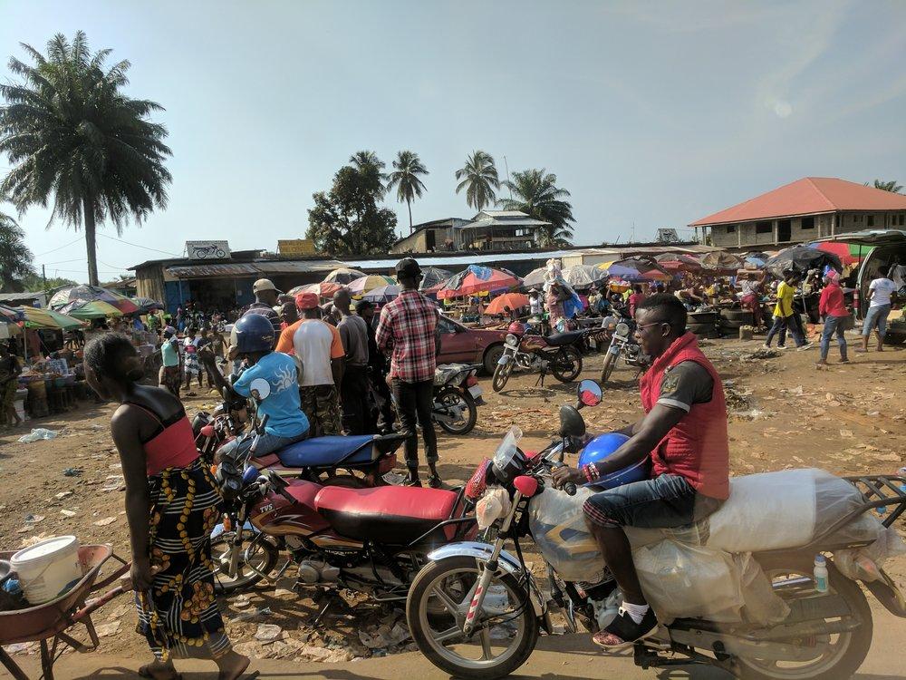 Monrovia, Liberia.Photo © Rachel Neugarten