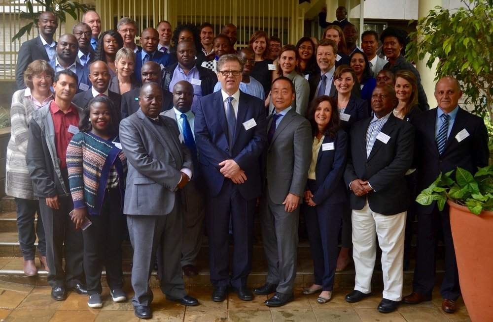 "REPRESENTATIVES FROM CONSERVATION INTERNATIONAL, THE WORLD BANK WAVES PROGRAM AND 12 AFRICAN NATIONS GATHER TOGETHER IN NAIROBI FOR THE ""REGIONAL PERSPECTIVES ON NATURAL CAPITAL ACCOUNTING"" WORKSHOP JUNE 21-23, 2016 IN NAIROBI, KENYA."