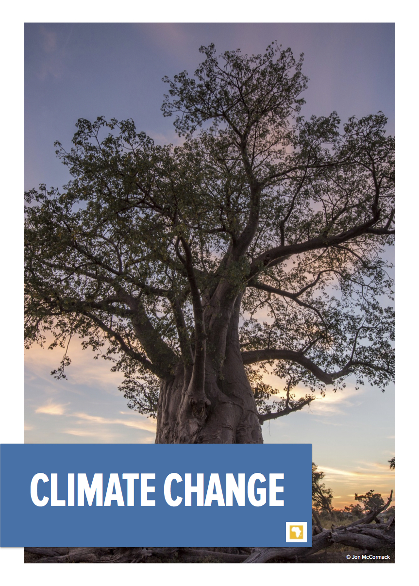 GDSA Climate Change Brief