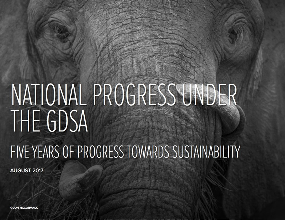 A five year summary report of country-level progress under the GDSA. Can be downloaded HERE.