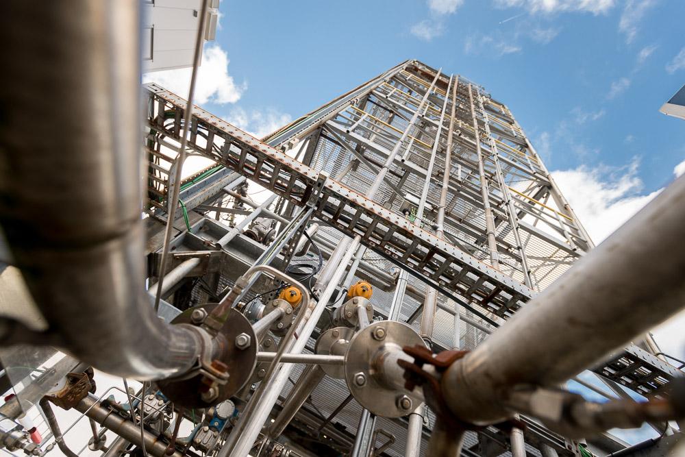 Industriele-fotografie Flow Assurance
