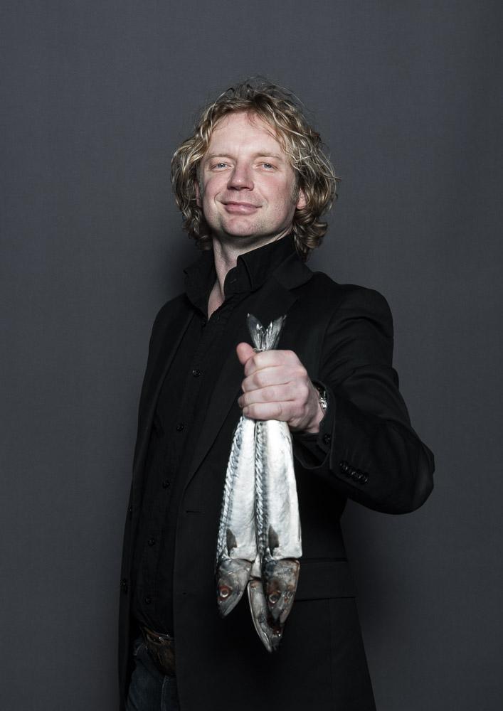Portretfotografie Bart van Olphen