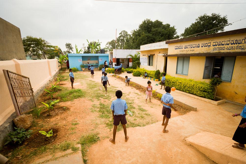 Speelplein school India