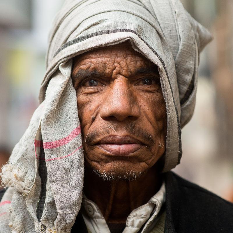 Reisfotografie portret India