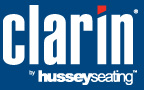 Portable chairs, folding sideline chairs - Clarin by Hussey Seating
