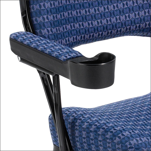 Cup Holder Upholstered