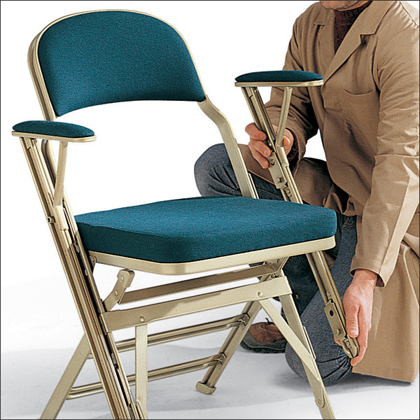 Folding Chairs With Arms