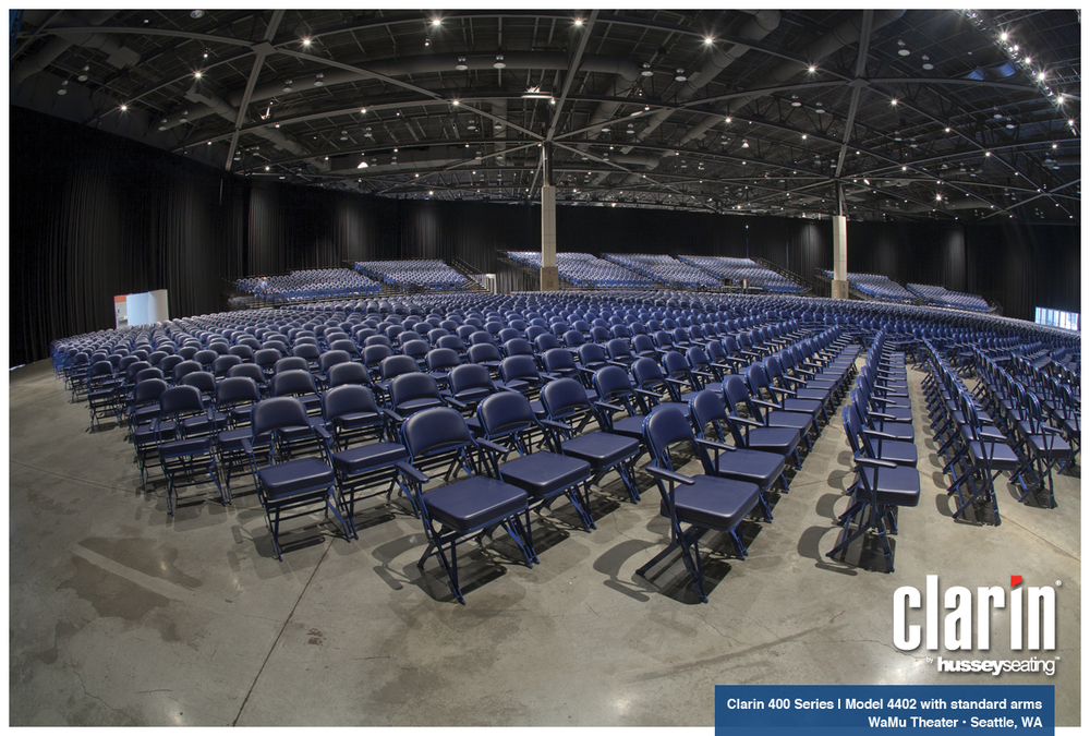 4000 Series Galleries Portable Chairs Folding Sideline