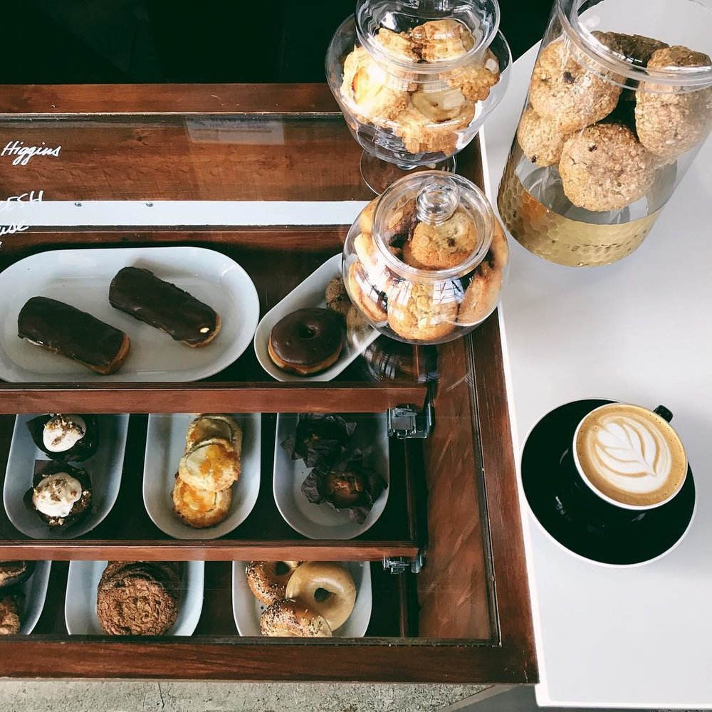 portland pastries