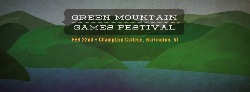 We'll be exhibiting The Counting Kingdom, math game for kids, at the Green Mountain Games Festival