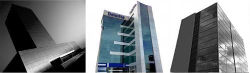 Edificio Deloitte  Blvd. Atlixcáyotl