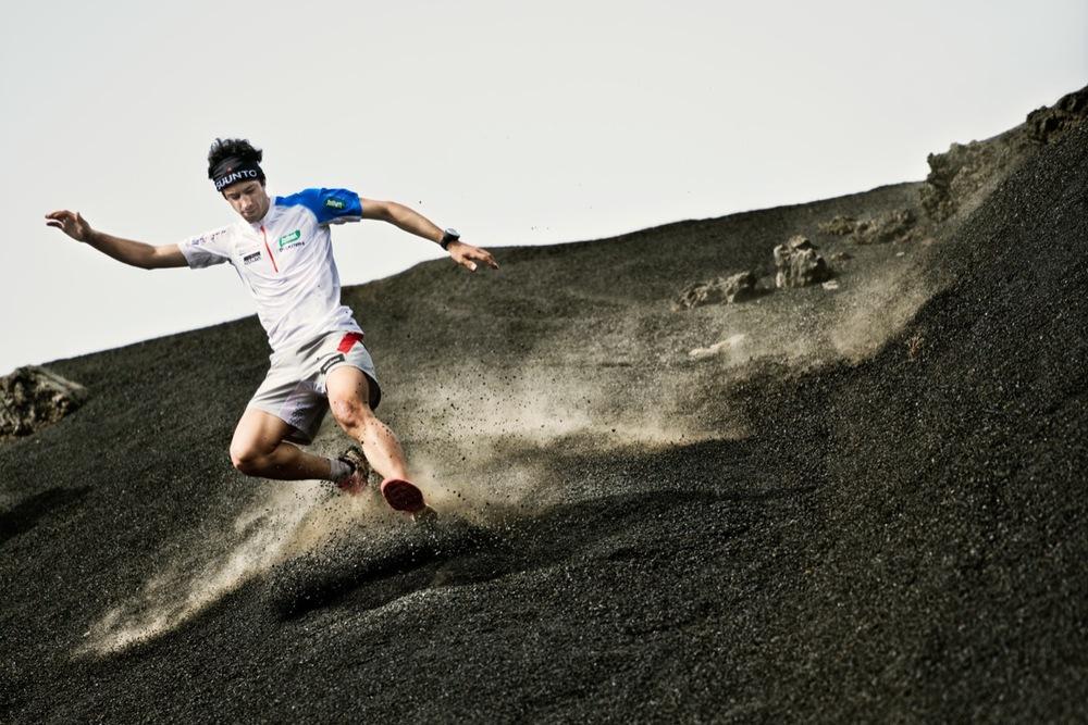 Kilian Journet, o monstro do trail run.