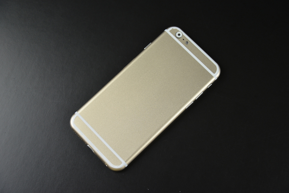 Mockup de carcaça do iPhone 6 (Sonny Dickson)