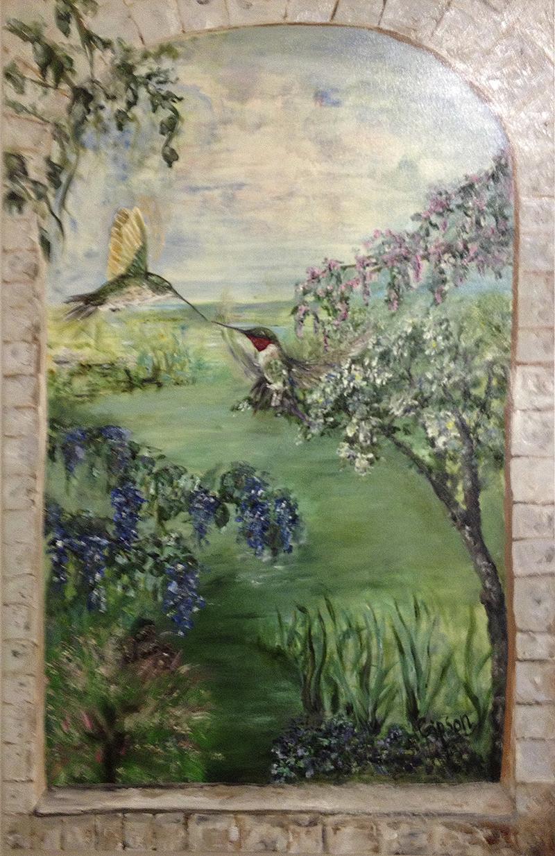 Hummingbird Note