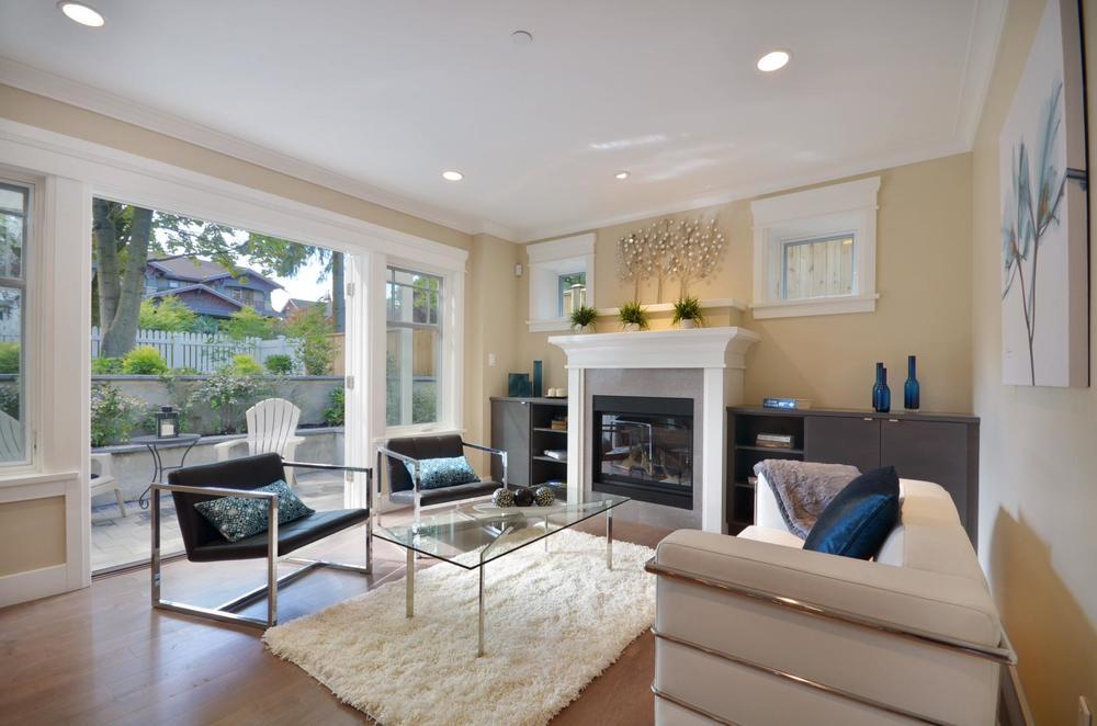 Condo 4 - Living Room and garden patio.jpg