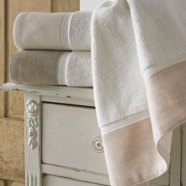 porto bath towels by kassatex - Kassatex
