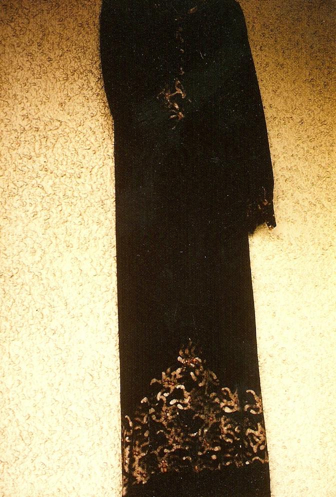 Batik Caftan