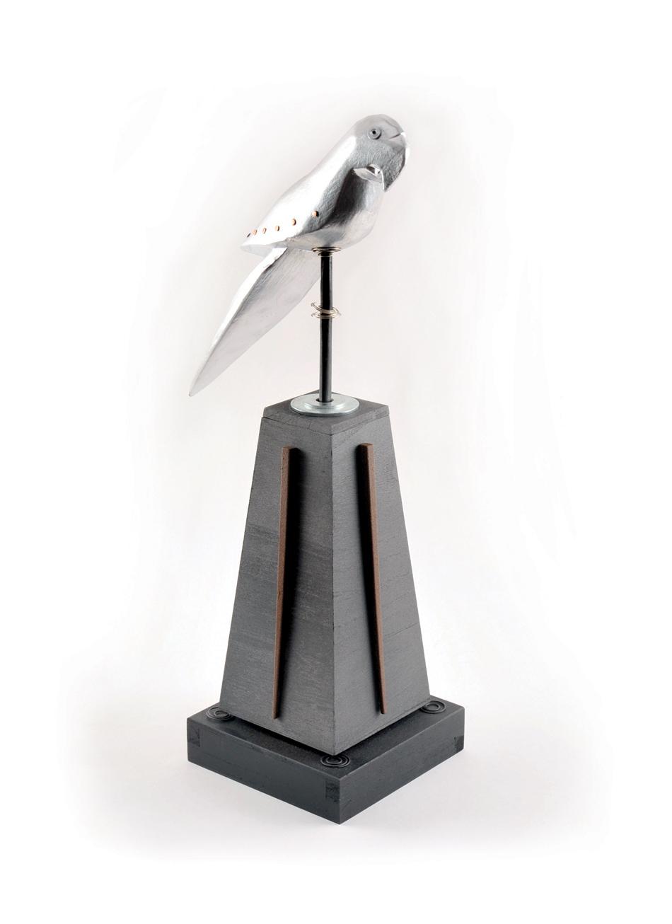 Silver Bird on High
