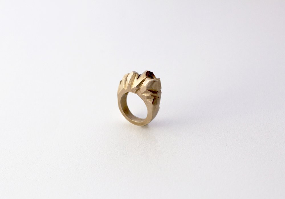 MOUNTAIN | CAST RING