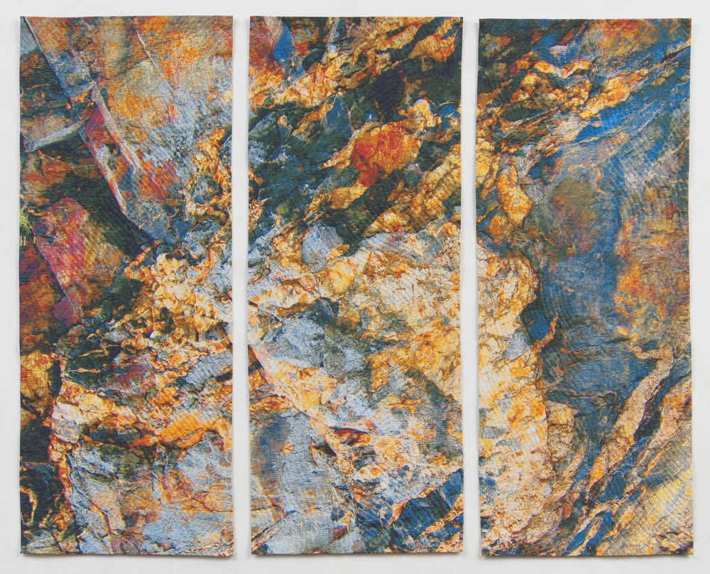 Cornwall Rock Triptych