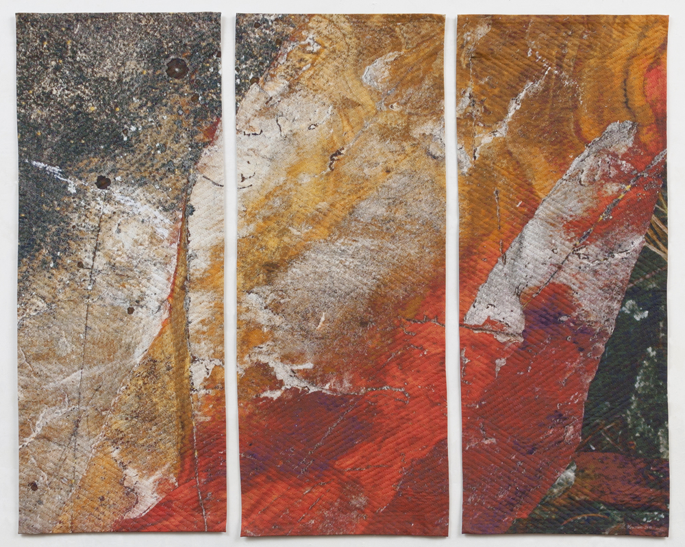 Red Rock Triptych