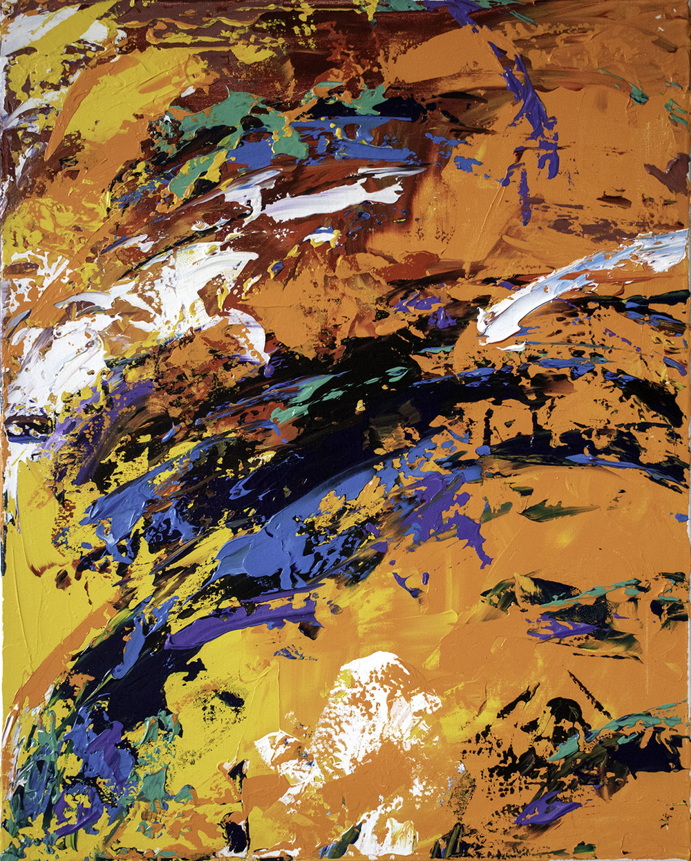 Abstract Color 3