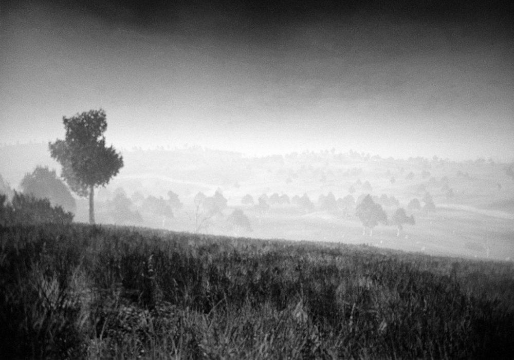Landscape 2, with atmospheric prespective