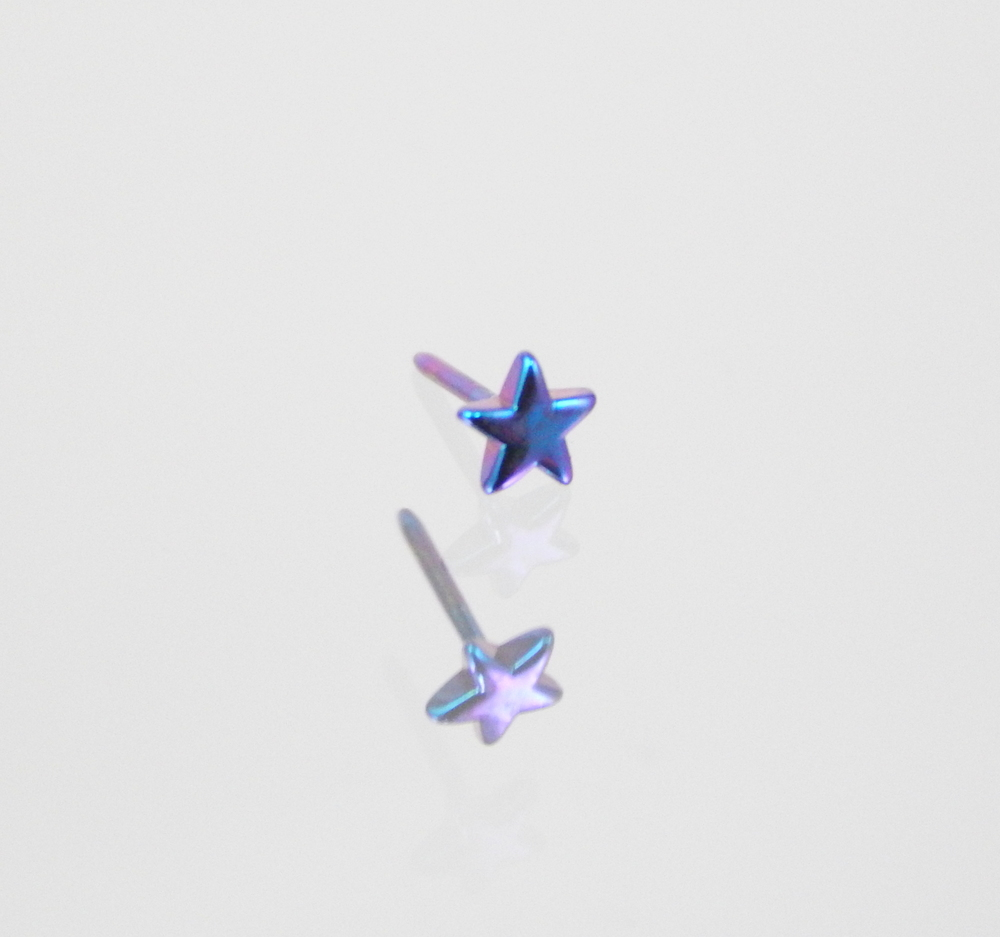 Titanium Star Anodized Blurple