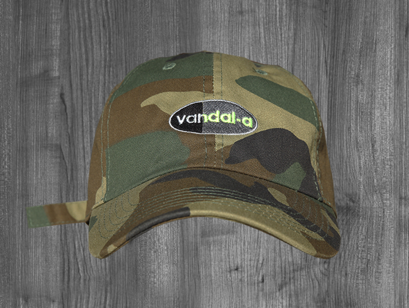 VANDAL-A 95 dad hat CAMO.jpg
