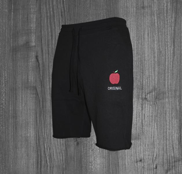 APPLE shorts BLACK.jpg