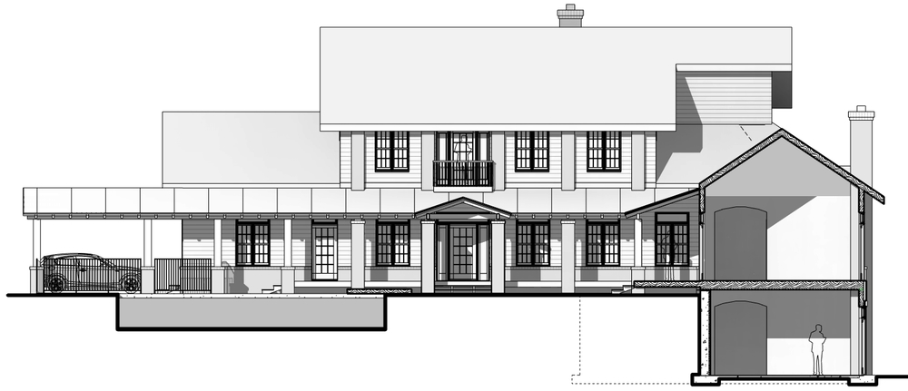elevations - Elevation - COURTYARD - WEST.jpg