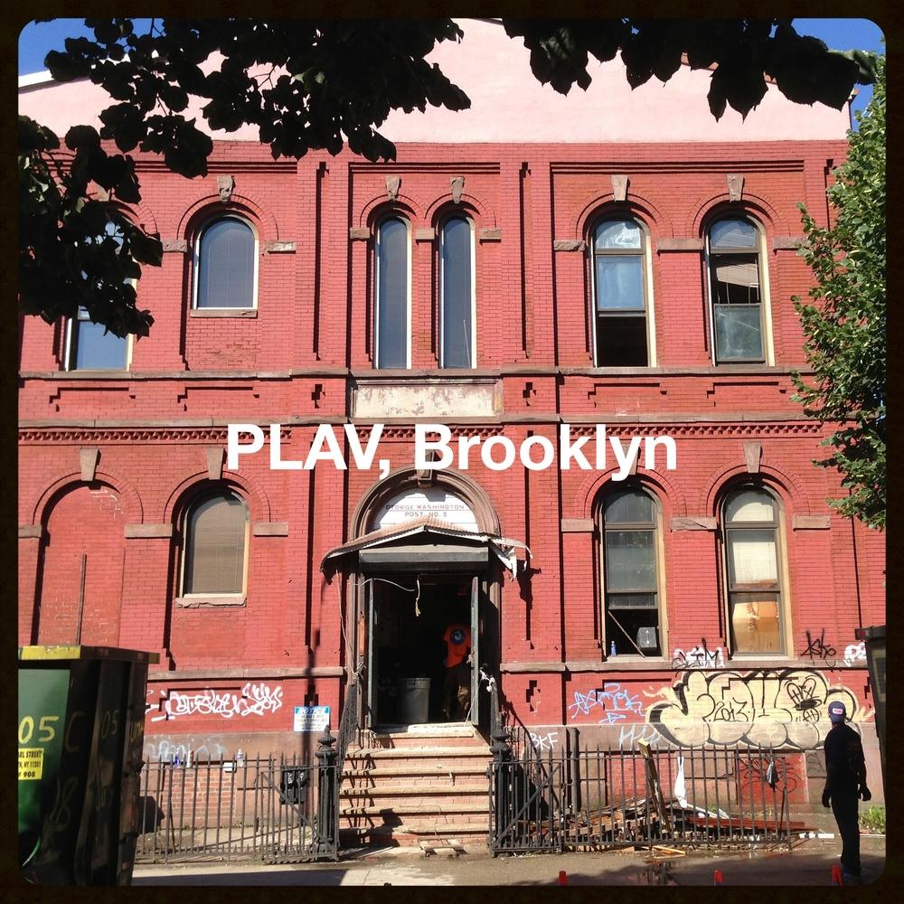 Plav, Brooklyn