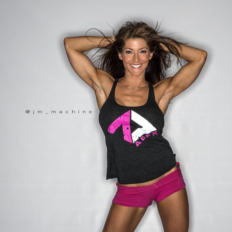 Proud Brand Ambassador of  Apex Athletic Apparel