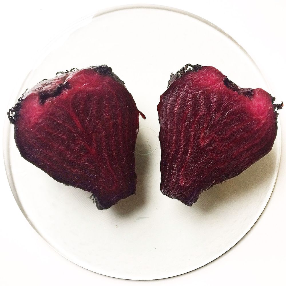 My heart beats for roasted Lutz beets :).