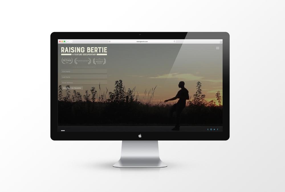 Raising Bertie Documentary -Visit Website →
