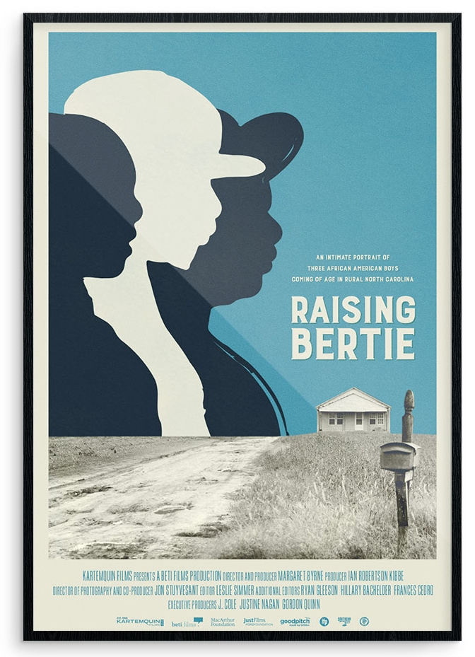 Designed & illustrated official film poster