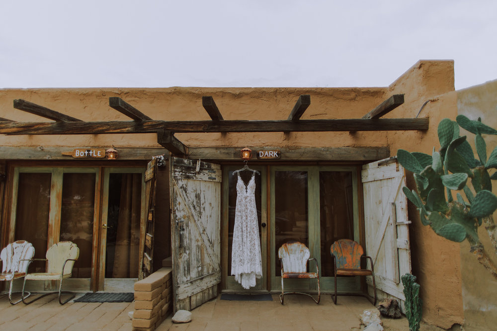 Boho Style Joshua Tree Jewish Wedding at The 29 Palms Inn, Destination Wedding Photographer