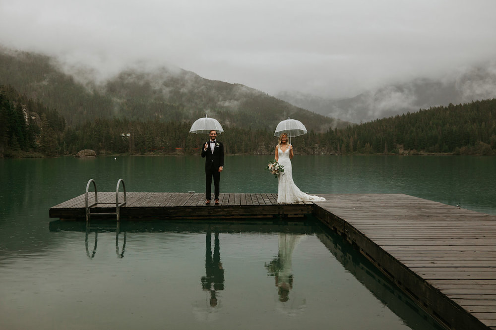 Whistler wedding -