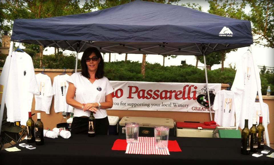 Vino Passarelli Castle Rock Farmer's Market