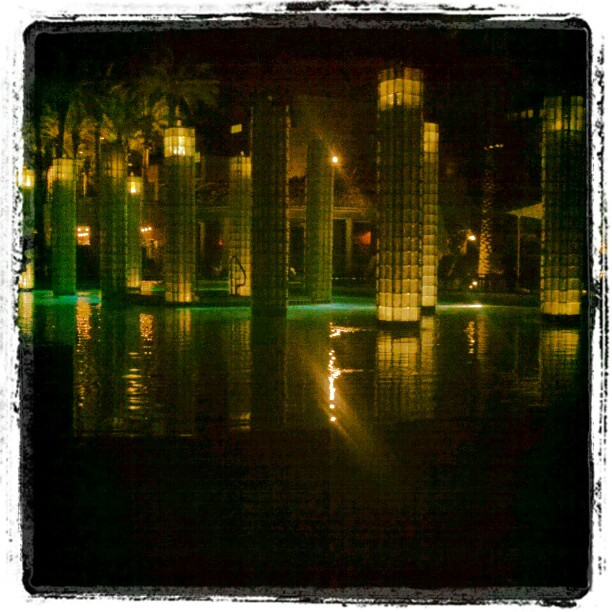 Poolside (Taken with instagram)