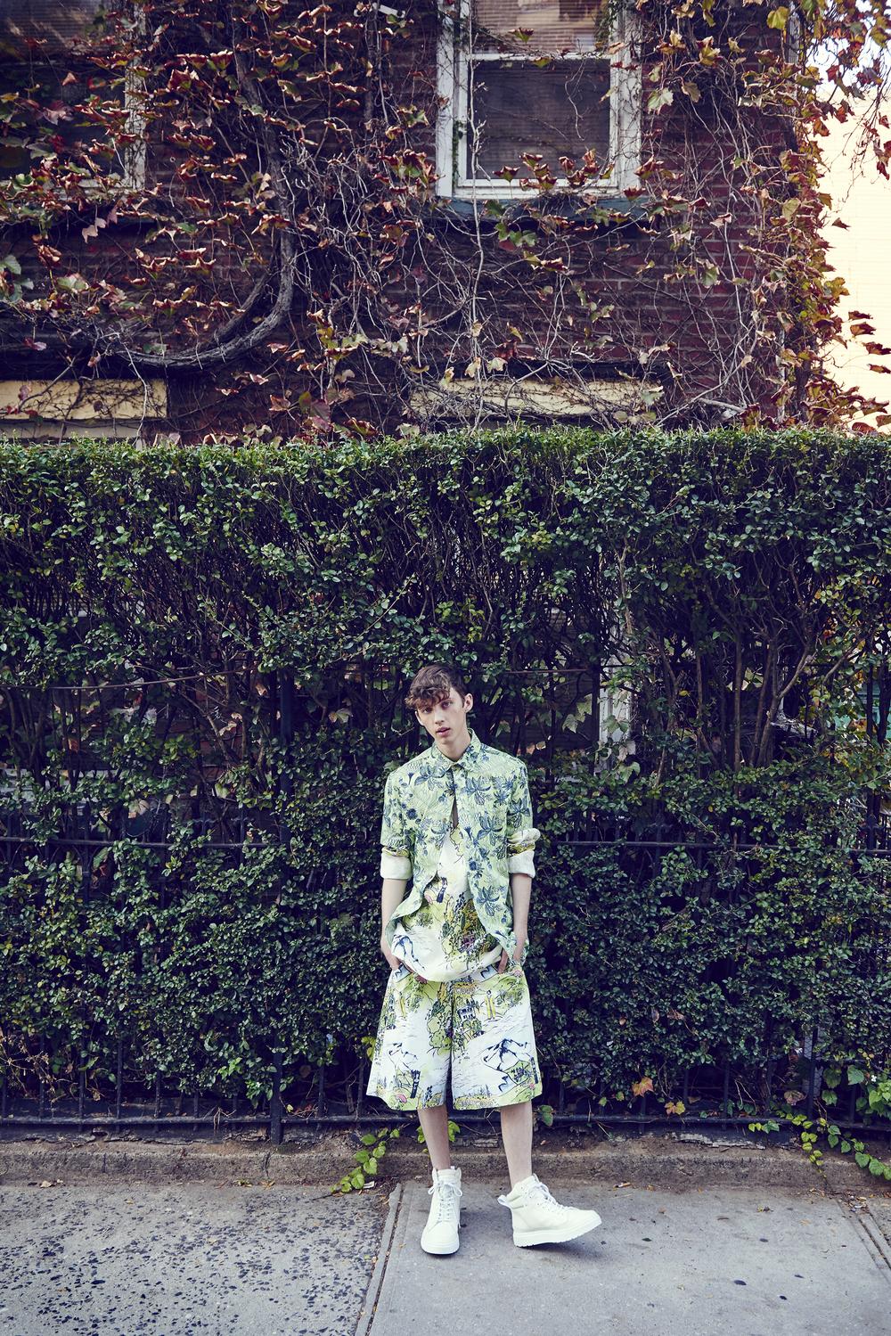 Troye Sivan x Bullett Magazine