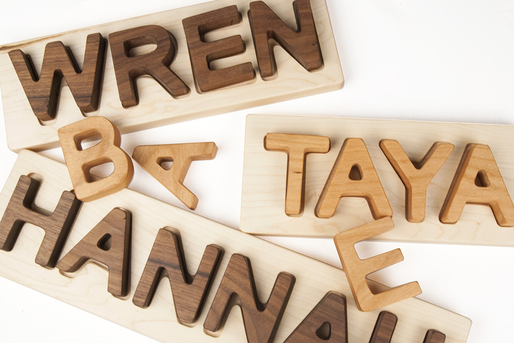 name puzzle personalized puzzle manzanita kids