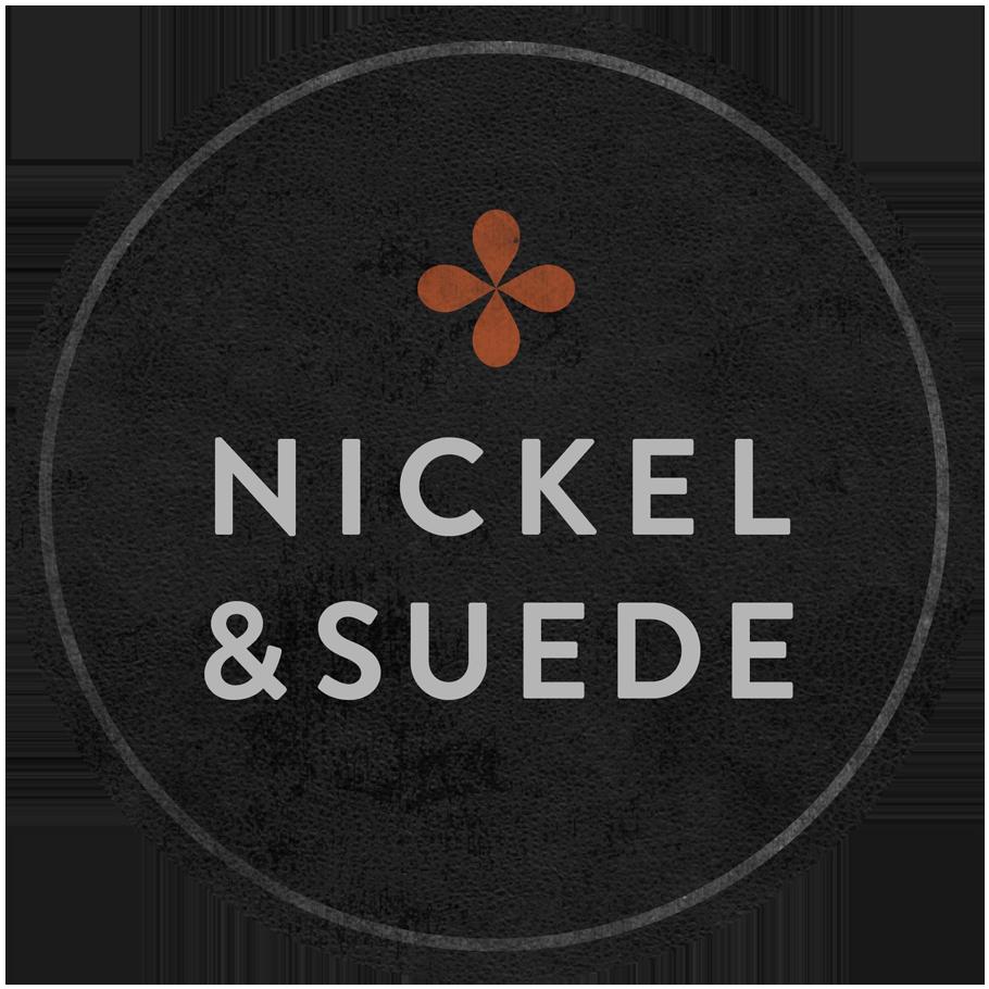 nickel & suede - brand and website design by spirit & haven