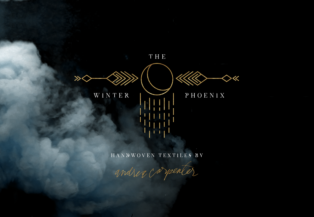 the winter phoenix: branding by kelly james